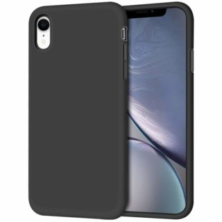 case-iphone-xr-zwart