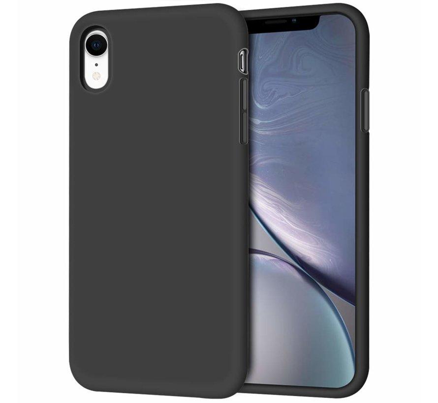 case-iphone-xr-zwart